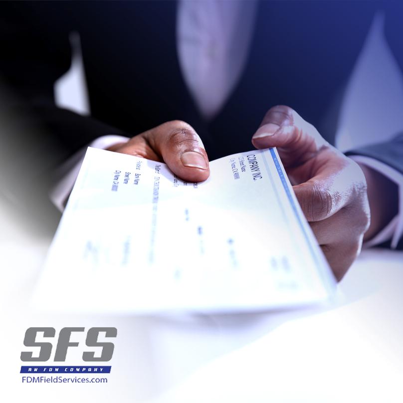 SFS Check photo